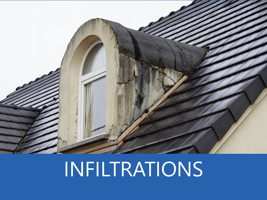 expertise infiltrations 01, expert infiltration Bourg-en-Bresse, cause infiltration Oyonnax, réparation infiltration l'Ain,